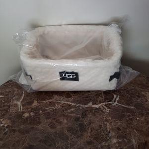 Ugg faux fur bag